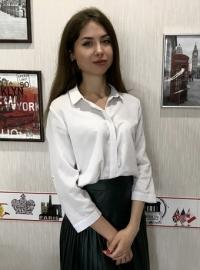 Лахина Анастасия Игоревна - бюро переводов Альянс